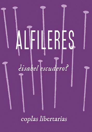 Alfileres - ¿Isabel Escudero?