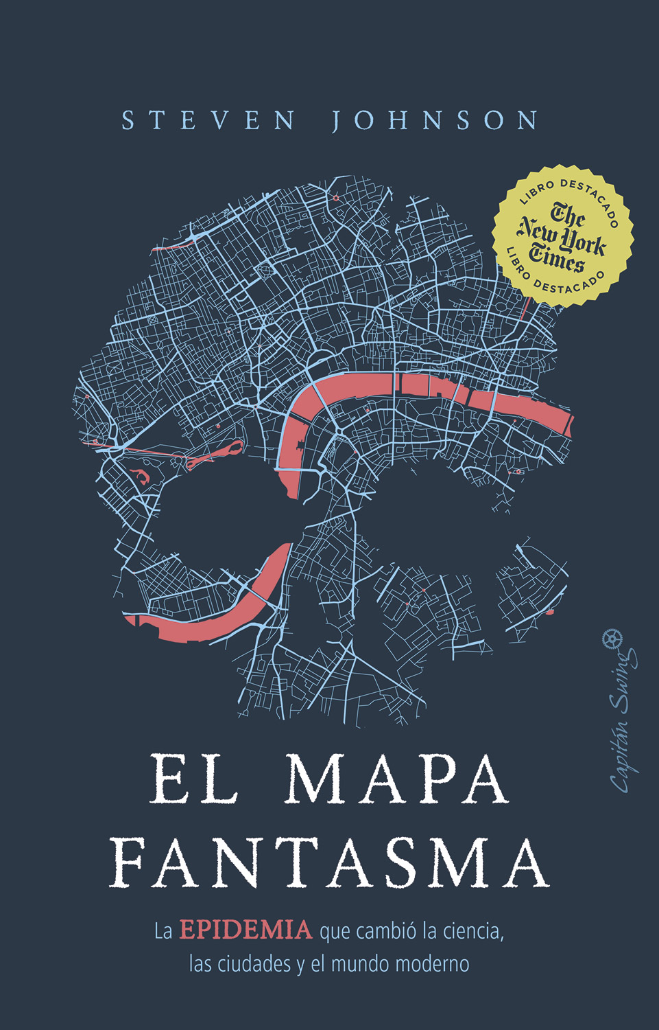 El mapa fantasma - Steven Johnson