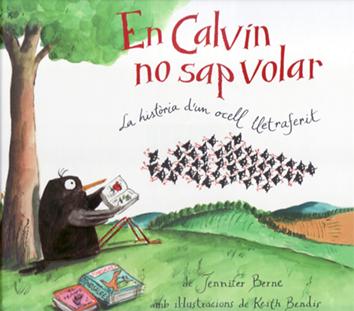 En Calvin no sap volar