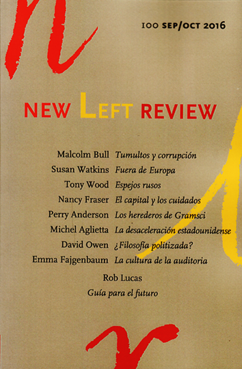 New Left Review 100 - AA. VV.