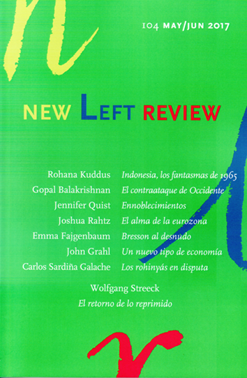 New Left Review 104 - AA. VV.