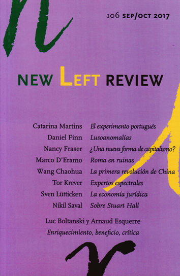 New Left Review 106 - AA. VV.