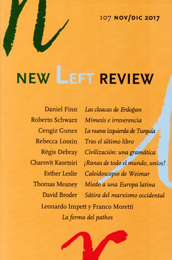 New Left Review 107 - AA. VV.