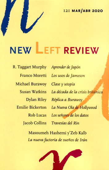 New Left Review 121 - VV. AA.