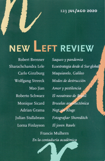 New Left Review 123 - VV.AA.