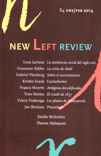 New Left Review 84 - AA. VV.