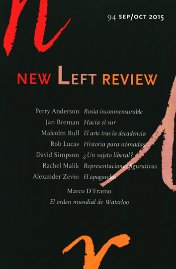 New Left Review 94 - AA. VV.